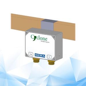 Inyector Portatil CYCLONE